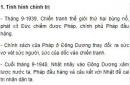Tình hình Việt Nam trong Chiến tranh thế giới thứ hai có điểm đáng gì chú ý?