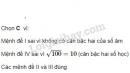 Bài 1 trang 131 SGK Toán 9 tập 2