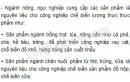 Bài 2 trang 41 SGK Địa lí 9