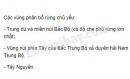 Bài 1 trang 37 SGK Địa lí 9