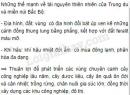 Bài 1 trang 65 SGK Địa lí 9