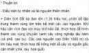 Bài 1 trang 111 SGK Địa lí 9