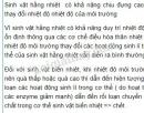 Bài 2 trang 129 SGK Sinh học 9