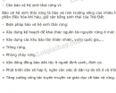 Bài 2 trang 183 SGK Sinh học 9
