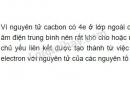 Bài 1 trang 70 SGK Hóa học 11