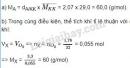Bài 1 trang 95 SGK Hóa học 11