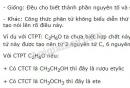 Bài 2 trang 101 SGK Hóa học 11