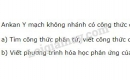 Bài 2 trang 123 SGK Hóa học 11
