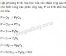 Bài 2 trang 49 SGK Hóa học 11