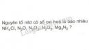 Bài 4 trang 31 SGK Hóa học 11