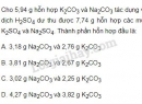 Bài 4 trang 86 SGK Hóa học 11