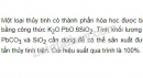 Bài 6 trang 86 SGK Hóa học 11
