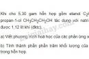 Bài 8 trang 102 SGK Hóa học 11