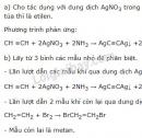 Bài 3 trang 145 SGK Hóa học 11
