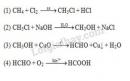 Bài 3 trang 203 SGK Hóa học 11