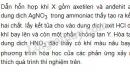 Bài 3 trang 212 SGK Hóa học 11