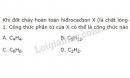 Bài 5 trang 172 SGK Hóa học 11