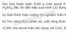 Bài 6 trang 187 SGK Hóa học 11