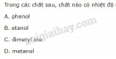 Bài 7 trang 195 SGK Hóa học 11
