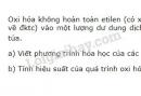 Bài 8 trang 204 SGK Hóa học 11