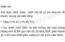 Bài 2 trang 27 SGK Địa lí 11