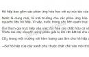 Bài 4 trang 55 SGK Sinh học 11