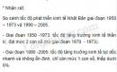 Bài 3 trang 77 SGK Địa lí 11