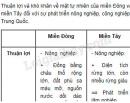 Bài 2 trang 90 SGK Địa lí 11