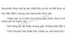 Bài 1 trang 142 SGK Sinh học 11