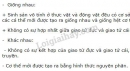 Bài 1 trang 174 SGK Sinh học 11