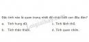Bài 4 trang 132 SGK Sinh học 11