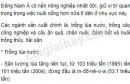 Bài 1 trang 105 SGK Địa lí 11