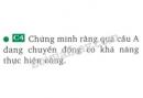 Bài C4 trang 56 SGK Vật lí 8