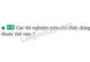 Bài C8 trang 57 SGK Vật lí 8