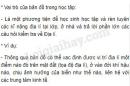 Bài 1 trang 16 SGK Địa lí 10