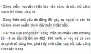 Bài 1 trang 62 SGK Địa lí 10