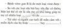 Bài 4 phần V trang 131 SGK Sinh học 10