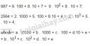 Bài 70 trang 30 SGK Toán 6 tập 1