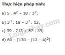 Bài 73 trang 32 SGK Toán 6 tập 1
