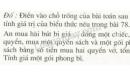 Bài 79 trang 33 SGK Toán 6 tập 1