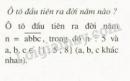 Bài 100 trang 39 SGK Toán 6 tập 1