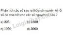Bài 127 trang 50 SGK Toán 6 tập 1