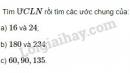 Bài 142 trang 56 SGK Toán 6 tập 1