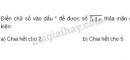 Bài 95 trang 38 SGK Toán 6 tập 1
