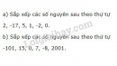 Bài 12 trang 73 SGK Toán 6 tập 1