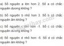 Bài 18 trang 73 SGK Toán 6 tập 1