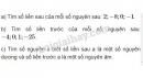 Bài 22 trang 74 SGK Toán 6 tập 1