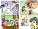 Kể chuyện Bài bài tập làm văn trang 47 SGK Tiếng Việt 3 tập 1