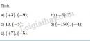 Bài 78 trang 91 SGK Toán 6 tập 1