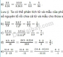 Bài 17 trang 15 SGK Toán 6 tập 2